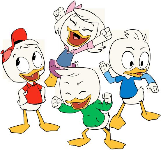 Dewey Duck (2017)