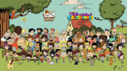 Loud House and CasaGrandes Characters