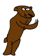 Oscar the Grizzly Bear