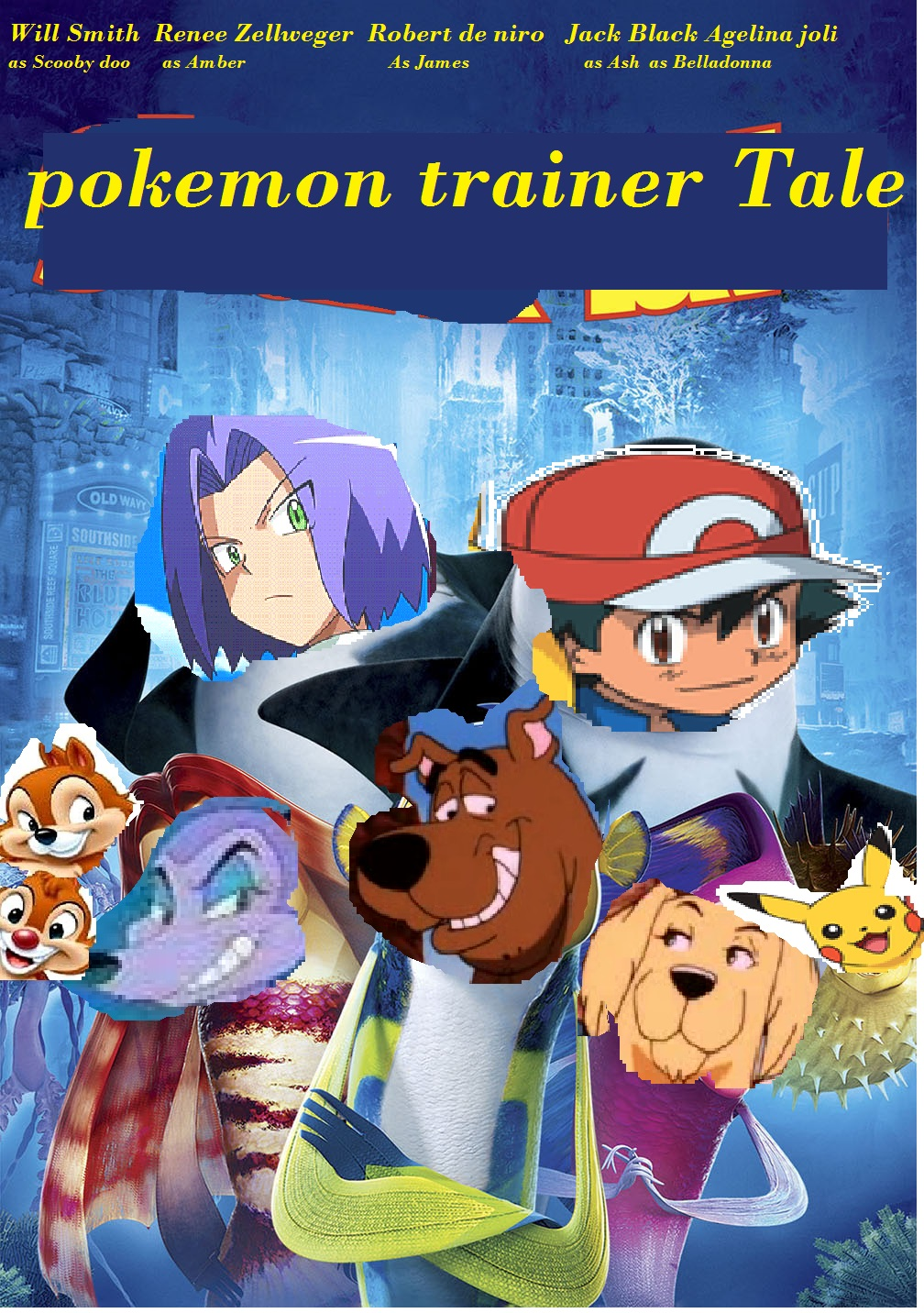 Pokemon Trainer Tale