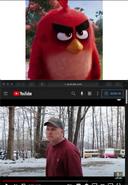 Red Hates Psycho Dad