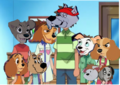Scooby's Siblings