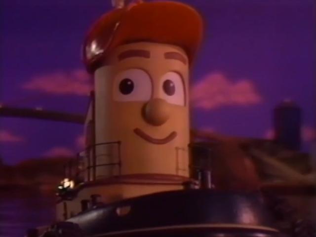Theodore Tugboat (Shrek)