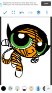 Tiger Buttercup