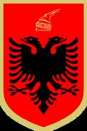 Albania Coat of Arms