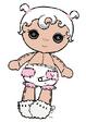 Baby Toasty Sweet Fluff