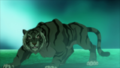 Beast Boy as a Tiger
