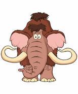 Cartoon woolly mammoths high sierra backpack-r4fbe39db14fd43498f6616fc4d0e682d j7aab 307