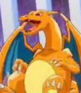 Charizard in Pokémon the Movie 2000
