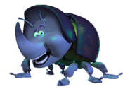 Dim (A Bug's Life)