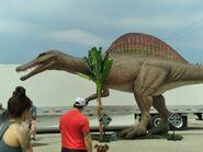 DinoStroll Spinosaurus