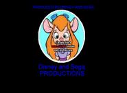 Disney and Sega Productions Logo 2 Closing Logo