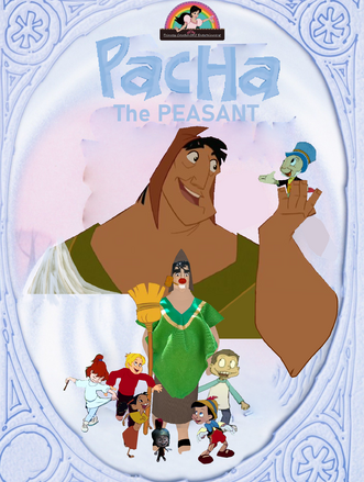 Pacha the Peasant (Frosty the Snowman) (Remake + Revival Version) Parody Poster.png