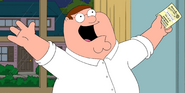 Peter Griffin Happy