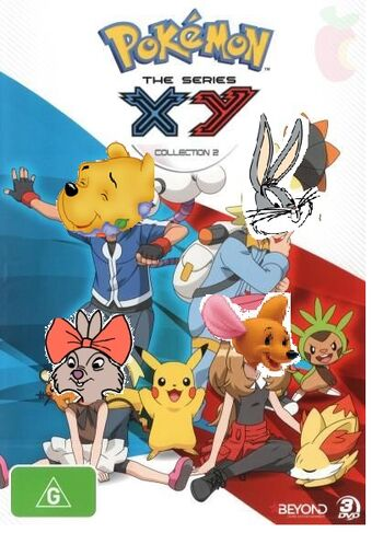 Pokemon Xy 400movies Animal Style The Parody Wiki Fandom