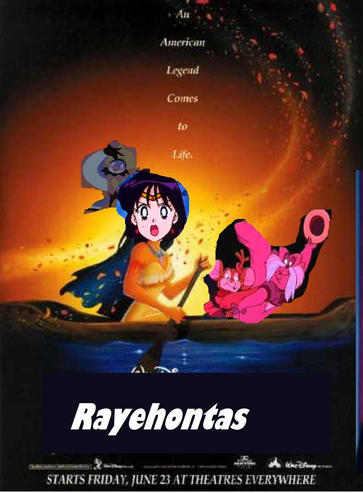 Rayehontas