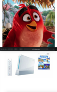 Red Likes Wii