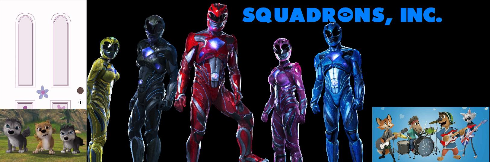 Squadrons, Inc.