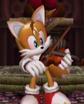 Tails on Violin