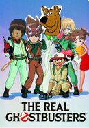 The Real Ghostbusters Poster for DinosaurKingRockz-0