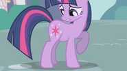 Twilight's stomach grumbling yet again S1E03