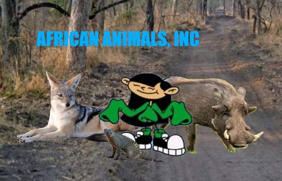 African Animals, Inc. (remake)
