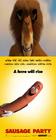 Alex (Madagascar) Hates Sausage Party (2016)