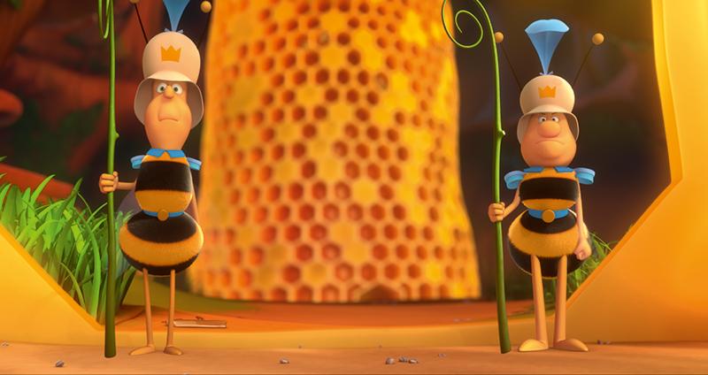 Guard-Bees