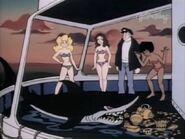 Captain Caveman & the Teen Angels 315 The Old Caveman and the Sea videk pixar 0038