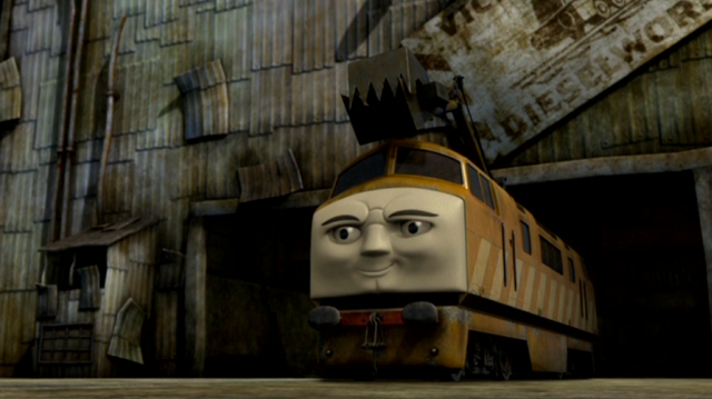 The Many Adventures Of Diesel 10