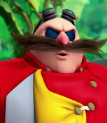 Dr. Eggman in Sonic Boom- Fire & Ice
