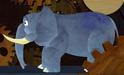 Elephant hickorydickorydock cocomelon