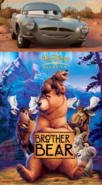 Finn McMissile Likes Brother Bear (2003)