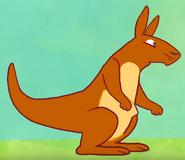 Kangaroo mary had a little lamb super simple songs