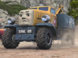 Butch the Tow Truck