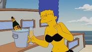 Marge's Black bikini 2
