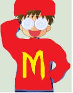 Melvin as Alvin