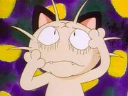 Meowth without his golden charm