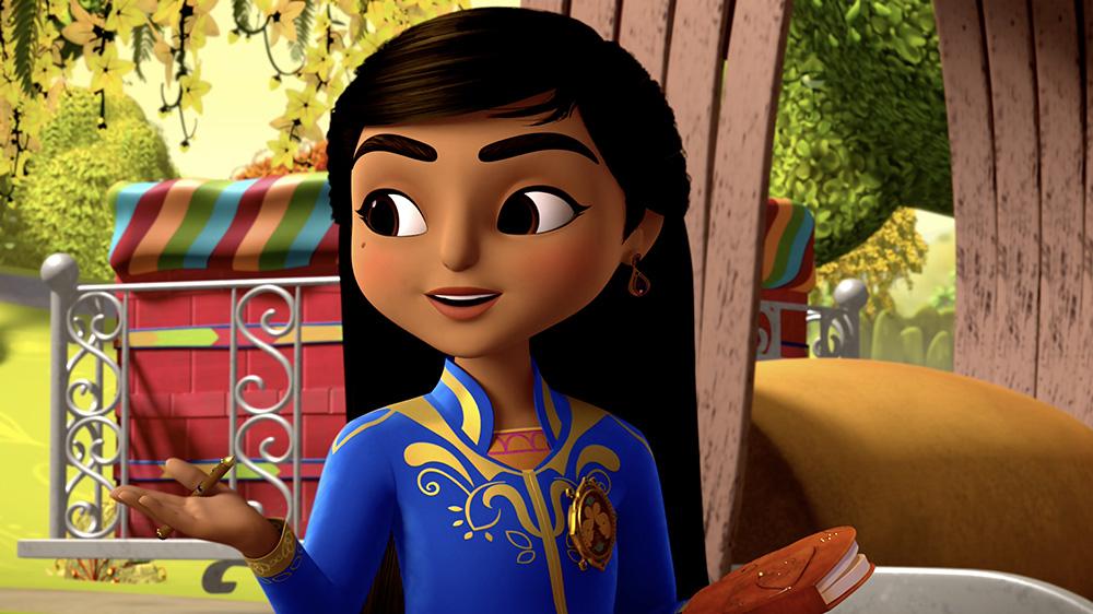 The Little Arabian Princess 2: Return to the Sea
