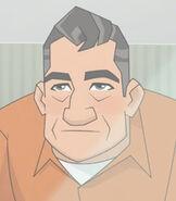Professor Robert Callaghan in Big Hero 6- The Series