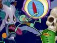 Squidward falls through the Fly of Despair