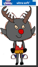 Stanleydoulf the Red-Nosed Reindeer