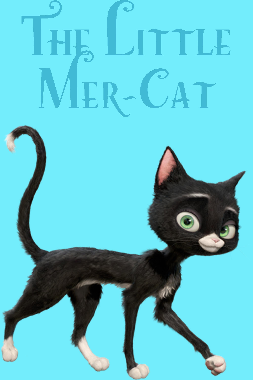 The Little Mer-Cat (EJL423 Style)