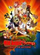 Wild Animal Tunes Back in Action Poster