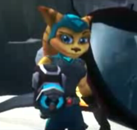 Angela (Ratchet and Clank)