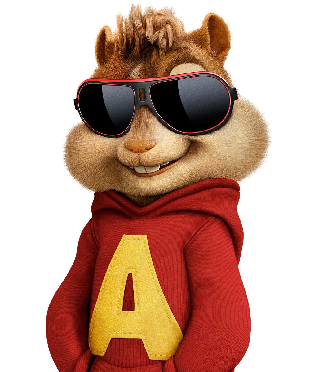 Alvin & Friends: On the Move