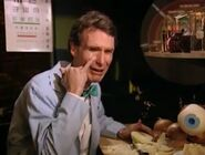 Bill Nye talks about tears and breaks down crying himself