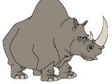 Joe the Rhinoceros