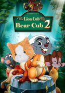 The Lion Cub and the Bear Cub 2 Poster