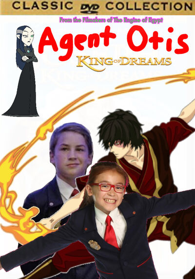 The Poster for Agent Otis- King of Dreams.jpeg